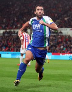 Wigan avoided a record eighth successive away defeat by coming from behind to grab a 1-1 Sky Bet Championship draw at neighbours Bolton.