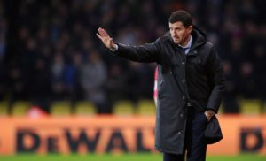 Watford boss Javi Gracia says the team will not fall by the wayside this Christmas like they have done in recent seasons.