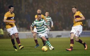 Motherwell midfielder Andy Rose is to join Vancouver Whitecaps on January 1.