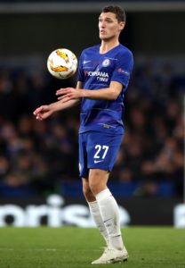 Barcelona boss Ernesto Valverde has poured cold water over rumours linking his club with a move for Chelsea's Andreas Christensen.