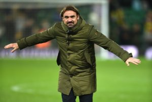 Daniel Farke praised the character of his Norwich side as they came from behind to draw 2-2 against Bristol City on Saturday.
