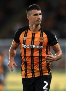 Hull expect to be without defenders Eric Lichaj and Reece Burke for the visit of Brentford in the Sky Bet Championship.