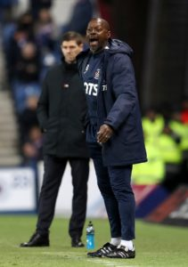Assistant manager Alex Dyer is looking for Kilmarnock to recover from the 'blip' of last week's hammering at Celtic Park when Dundee visit on Saturday.