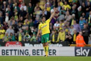 Norwich have reportedly agreed a deal in principle for the sale of striker Nelson Oliveira to Besiktas next month.