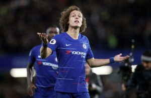 Chelsea's David Luiz accepts criticism is part of a defender's job following his man-of-the-match display against Manchester City.