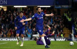 According to reports in Italy, Cesc Fabregas has been told to leave Chelsea for Milan in the January window - by his wife.