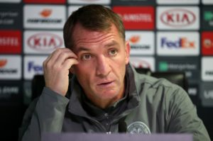 Brendan Rodgers is expecting yet another exacting encounter for his Celtic side when they visit Easter Road on Sunday.