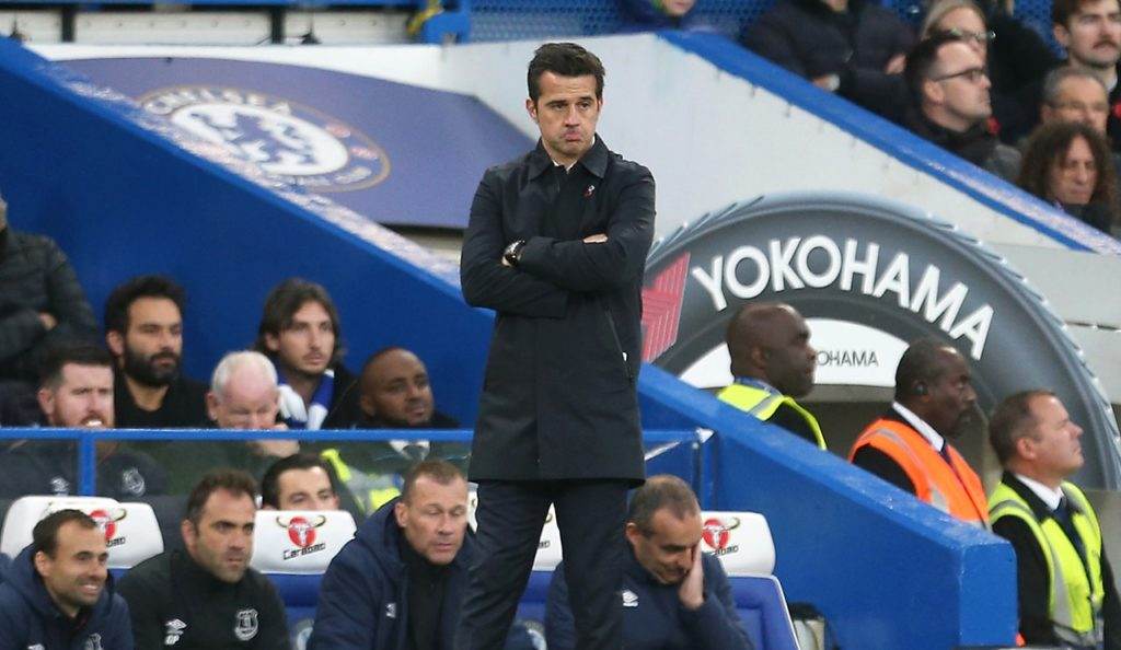 Everton boss Marco Silva says he is looking forward to facing his former employers Watford in the Premier League on Monday night.
