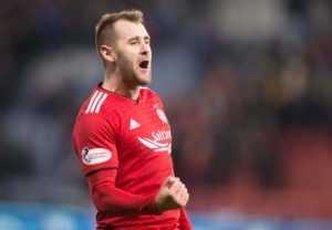 Niall McGinn has warned Celtic that Aberdeen will be hard to beat if the Dons can score the first goal at Hampden.