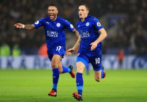 West Bromwich Albion are reportedly eager to sign Leicester City midfielder Andy King.