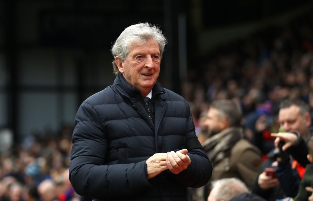 Roy Hodgson has told his Crystal Palace players to bounce back from the Brighton defeat and secure a positive result against West Ham.