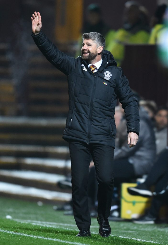 Motherwell manager Stephen Robinson insists he has to make changes against Celtic to avoid a repeat of the injury problems that hit them last December.