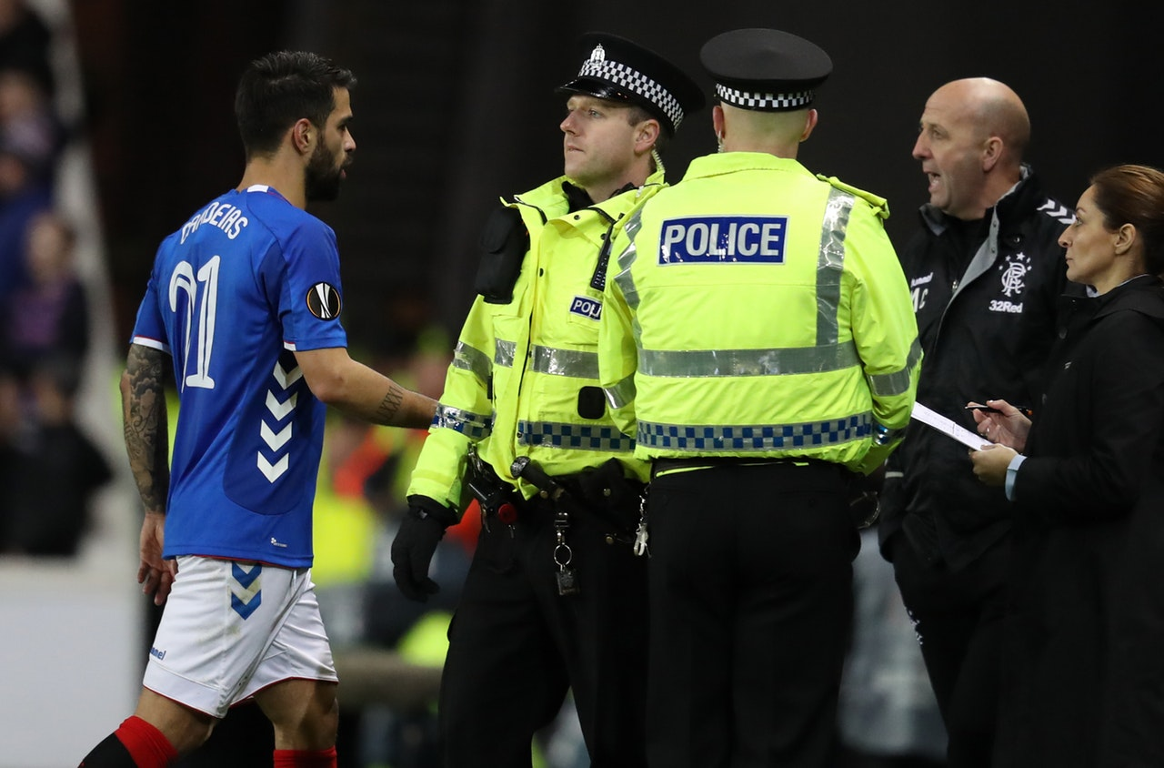 Rangers charged by uefa following villarreal incidents - Villarreal fc league table ...