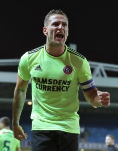 Sheffield United's top-scorer Billy Sharp will be pushing for a start against West Brom after getting a goal off the bench away to Reading last weekend.