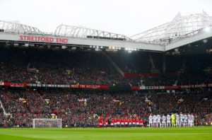 Manchester United could now relocate up to 1600 supporters in a bid to help improve the atmosphere inside Old Trafford.