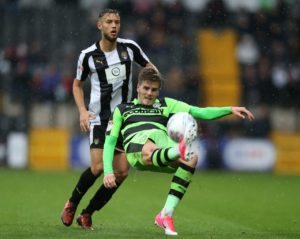 Forest Green have recalled midfielder Charlie Cooper from his loan spell at Sky Bet League Two rivals Newport.