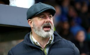 Keith Hill praised the resilience of his Rochdale side after Ian Henderson's 89th-minute strike gave them a 2-1 win against 10-man Blackpool.