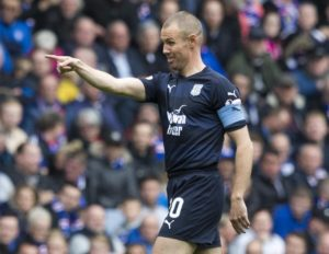 Kenny Miller looks like he could play on for another five years, according to Dundee team-mate Paul McGowan.