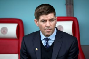 Rangers boss Steven Gerrard admits he is concerned by the behaviour of his players after his side picked up another red card on Wednesday.