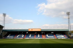 Oldham have a lengthy list of absentees ahead of their Sky Bet League Two derby clash with Bury.