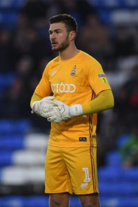 Sky Bet League One bottom club Bradford are expected to have Richard O'Donnell back in goal for thehome match againstWalsall.