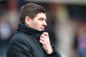 Rangers dropped another two points in the Ladbrokes Premiership title race with a 1-1 draw at 10-man Dundee.