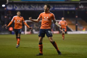 Luton Town consolidated their League One promotion credentials with a 2-1 victory at Coventry City.