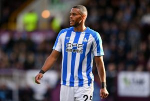 Huddersfield defender Mathias Jorgensen insists his team need to 'figure out' how to cope with Aaron Mooy's injury absence.