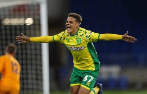 RB Leipzig are reported to be showing an interest in right-back Max Aarons who plays for English Championship side Norwich.