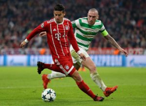 James Rodriguez insists he would like to stay at Bayern Munich at the end of his two-year loan deal as long as he gets more minutes.
