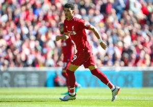 Crystal Palace are reportedly keen on a loan deal in January for Liverpool forward Dominic Solanke.