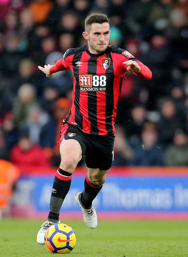 Bournemouth have confirmed midfielder Lewis Cook will be sidelined for six to nine months with a ruptured anterior cruciate ligament.