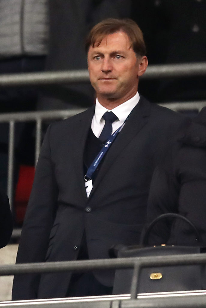 New Southampton boss Ralph Hasenhuttl intends to make a name for himself by guiding the club to Premier League safety.