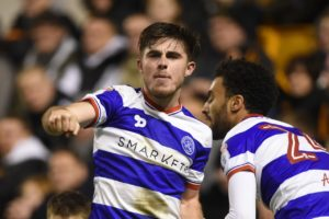 QPR boss Steve McClaren has challenged Ryan Manning to win a place in his starting line-up following the midfielder's return to Loftus Road.