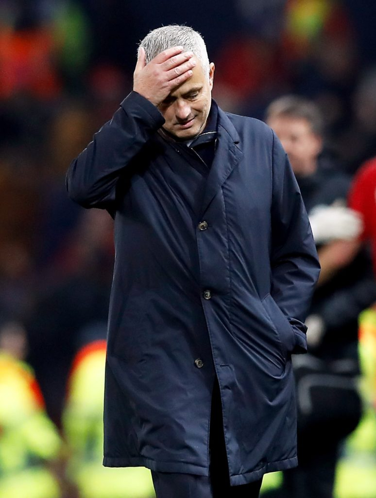 Jose Mourinho was unable to confirm if Manchester United have any fresh injuries ahead of their home game against Fulham on Saturday.