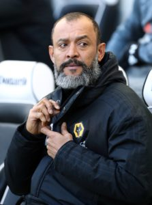 Wolves boss Nuno Espirito Santo looks to a have a couple of selection dilemmas ahead of Saturday's tricky visit of Bournemouth.