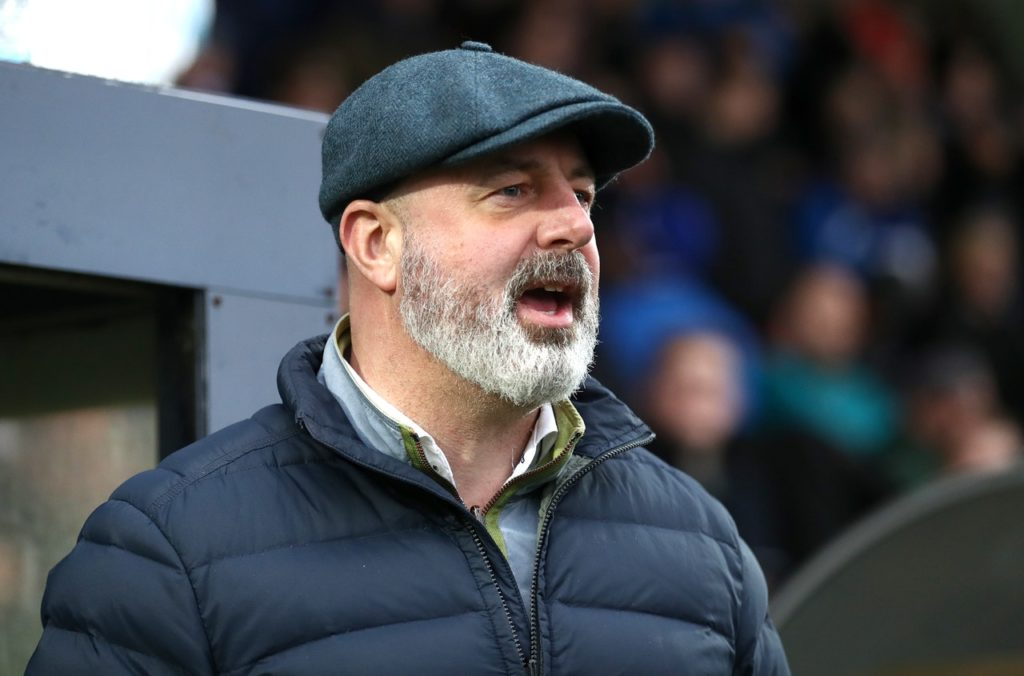 Keith Hill the new manager of Bolton Wanderers.