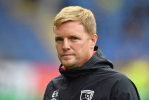 Bournemouth boss Eddie Howe has lamented his sides' lack of cutting edge during their loss to Tottenham.