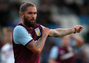 Aston Villa trio Henri Lansbury, Birkir Bjarnason and Albert Adomah could all return to face Leeds on Sunday.