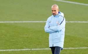 Manchester City boss Pep Guardiola admits that Saturday's loss to Chelsea has blown the Premier League title race wide open.