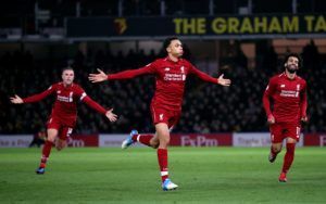 Trent Alexander-Arnold's injury is not as bad as first thought and Jurgen Klopp says he's made a 'surprisingly good' fast recovery.
