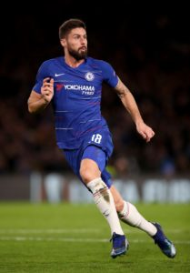 Chelsea forward Olivier Giroud admits his main priority is to win the Premier League title before he calls time on his career.
