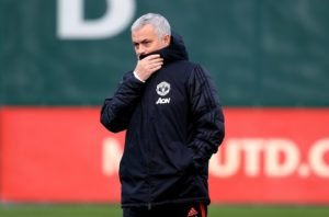 Anthony Martial, Luke Shaw and Chris Smalling are all doubts for Manchester United when they take on Valencia tonight.
