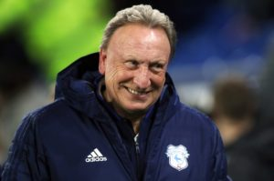 Neil Warnock has confirmed he was in France this week on a Cardiff scouting trip as he searches for new players to sign in January.