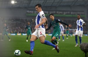 Former Brighton defender Andy Rollings says Lewis Dunk's recent form echoes Mark Lawrenson's time at the club.