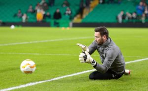Craig Gordon refused to blame European exertions for domestic despair following Celtic's 2-0 defeat at Hibernian on Sunday.