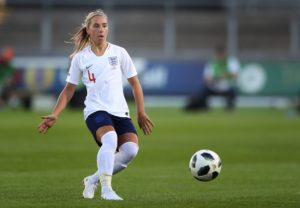 Arsenal and England midfielder Jordan Nobbs has been ruled out of the 2019 World Cup after undergoing surgery on her anterior cruciate ligament.