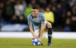 Pep Guardiola hailed the performance of Phil Foden after he was handed a starting chance in the win over Hoffenheim.