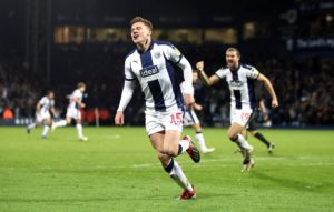 Lewis MacLeod snatched a dramatic late point for Brentford as they stunned wasteful West Brom at The Hawthorns.