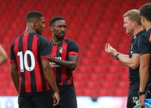 Crystal Palace are ready to offer Jermain Defoe a route out of Bournemouth by taking him on loan for the remainder of the season.